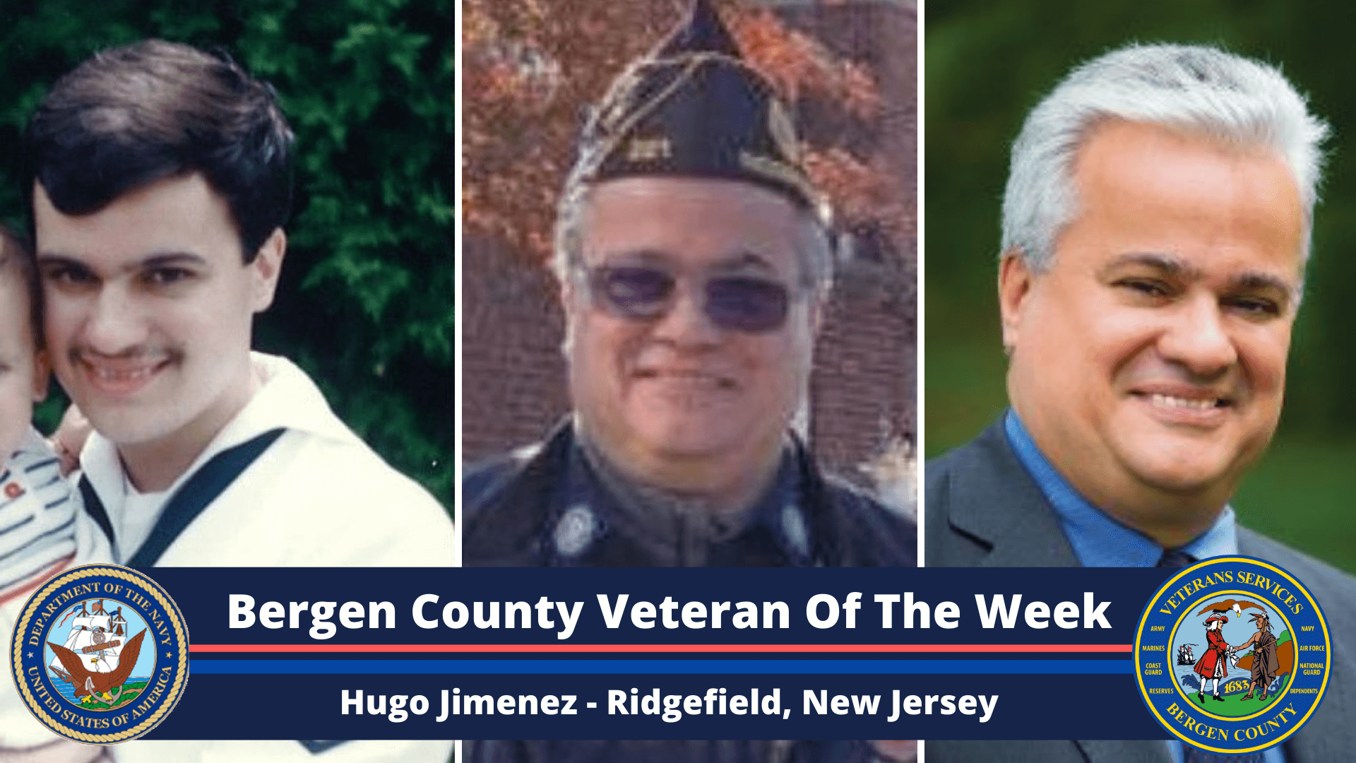 Read more about the article Bergen County Veteran of the Week: Hugo Jimenez